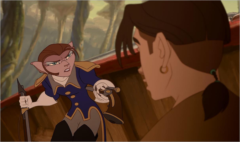 Планета сокровищ мультфильм 2002 картинки амелия